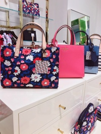 The Sam aka the first offical Kate Spade purse returning for the 25th anniversary